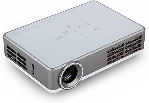 Excelvan LED-9 - Mini proyector portátil (Android 4.4, 1280x800 ...