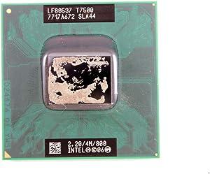 Intel 2.2 GHz Core 2 Duo CPU Processor T7500 SLA44 Dell Latitude D630 (Certified Refurbished)