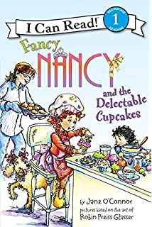 fancy nancy and the delectable cupcakes i can read level 1 - Fancy Nancy Halloween