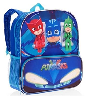 PJ Mask Backpack Catcar with Lights