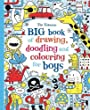 Big Book of Drawing, Doodling & Colouring for Boys (Usborne Drawing, Doodling and Colouring)