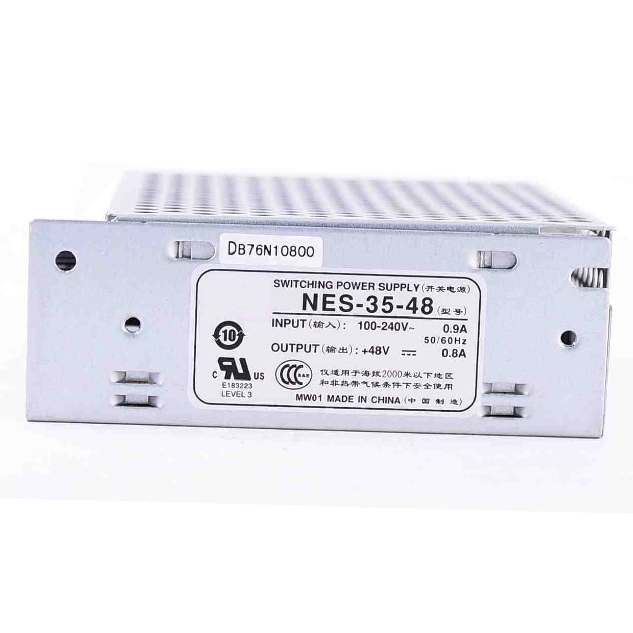 New Switch Power Supply 48V 1.1A 50W 129x98x38mm for Mean Well MW MeanWell NES-50-48