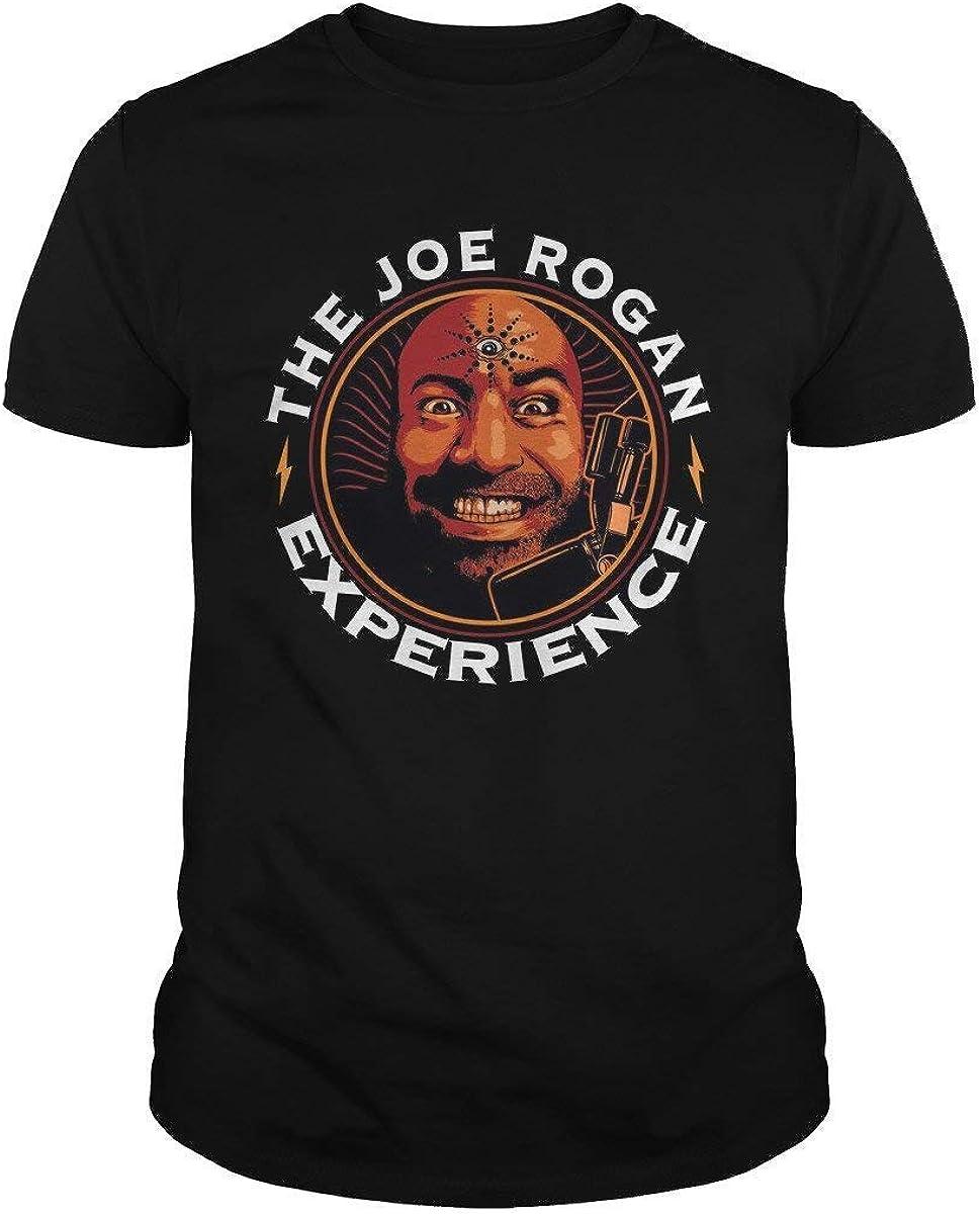 Cozy-T The Joe Rogan Experience Mens Cotton T Shirts