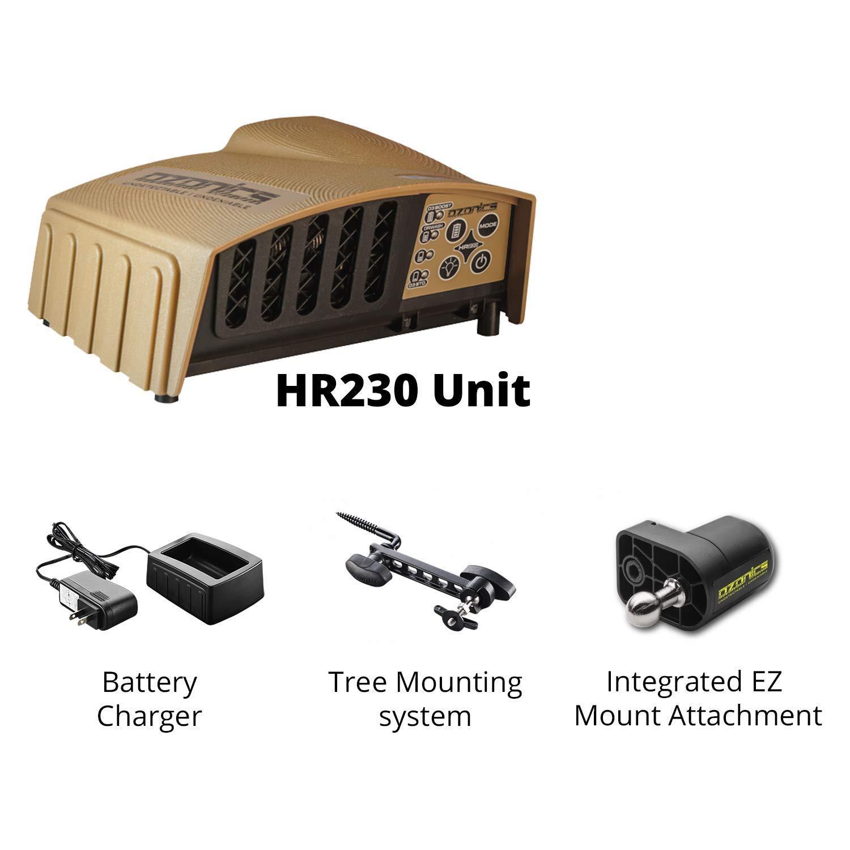 Ozonics HR-230 Scent Elimination System