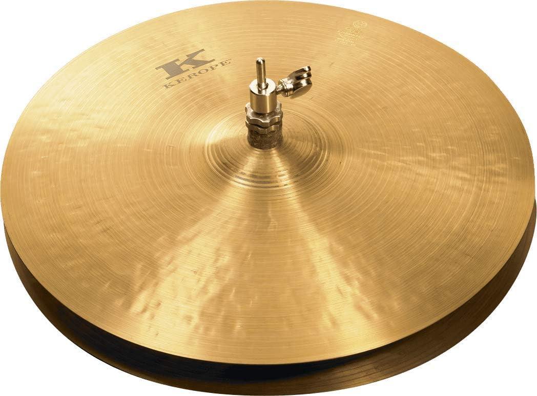 Zildjian Kerope 15 Hi Hat Cymbals Pair