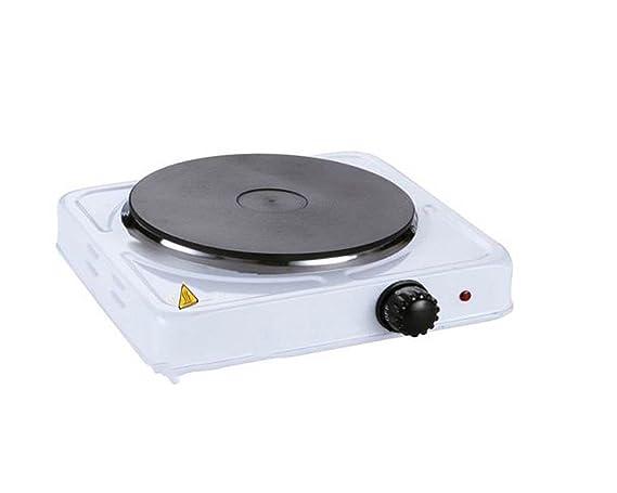 Portátil único placa caliente eléctrica vitrocerámica cocina ...