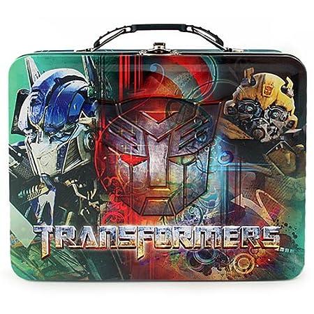363ba11db2e1 Transformers Tin Lunch Box [Green]