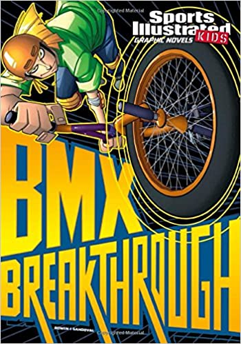 Book BMX Breakthrough (Sports Illustrated Kids Graphic Novels)