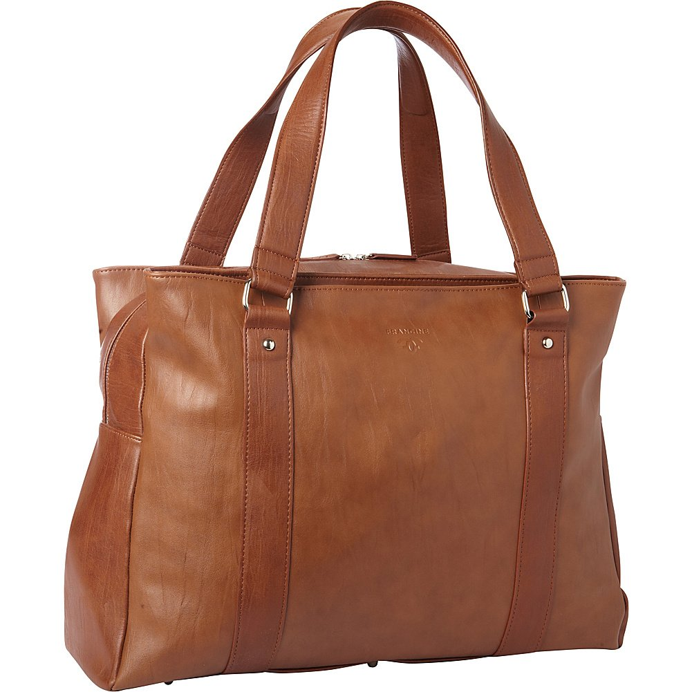 Women In Business Francine Collection - Bond Street 17'' Laptop Weekender (Brown)