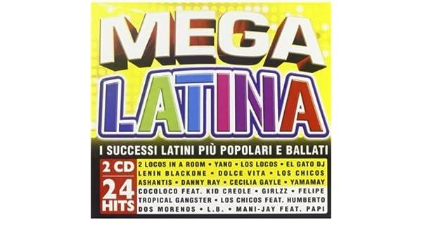 Mega Latina: Various : Amazon.es: Música
