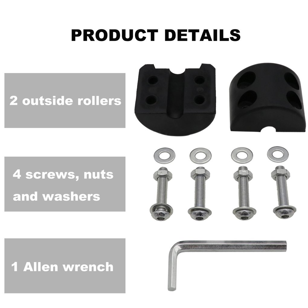 for Jeep ATV UTV Winch Cable Hook Mount Stop Stopper Rubber Cushion Black Winch Line Saver Stopper
