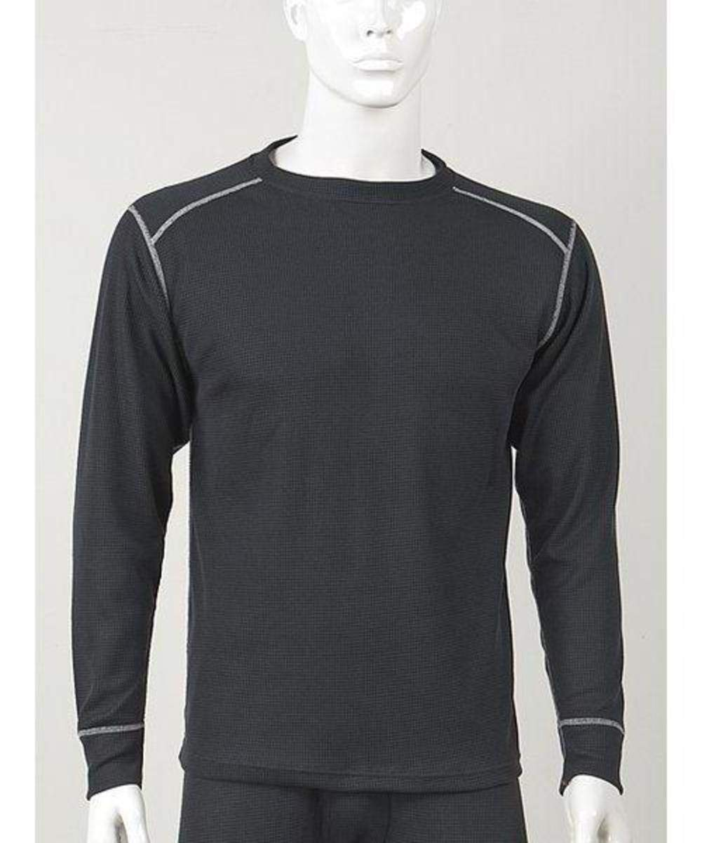 R.U.Outside Men's Thermolator Base Layer Top Neoprene Distributors International DBA: R.U.Outside