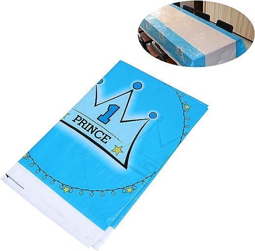 Amazon.com: BESTOYARD - Mantel de plástico para fiesta de ...