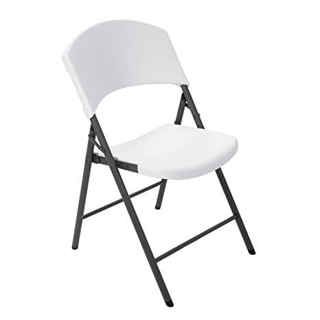 88d9206bb7b8b Image Unavailable. Image not available for. Color  Lifetime Products 2810 Contoured  Folding Chair ...