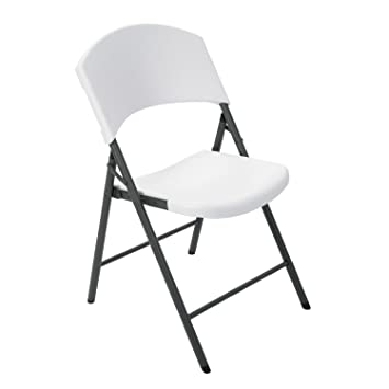 Lifetime - Silla Plegable Multifuncional, Blanco, LFT Pro ...