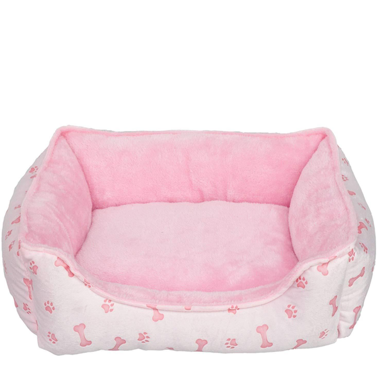 Aa 54cmX42cmX12cm Aa 54cmX42cmX12cm Soft Cute Pet Dog House Fabric Warm Cotton Pet Dog Beds for Cat Small Dogs,Aa,54cmX42cmX12cm