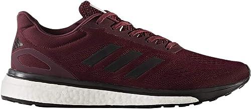 Sede Viento fuerte Sindicato  Amazon.com | adidas Response Boost LT - Men's Running Shoe 8.5 Maroon/Onix  | Running