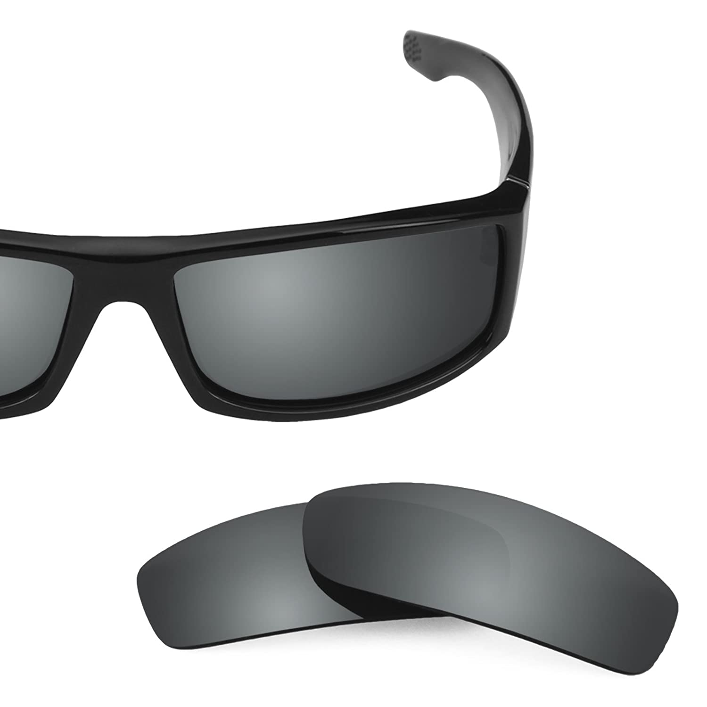 13d69e2b69 Amazon.com  Revant Polarized Replacement Lenses for Spy Optic Cooper Elite  Black Chrome MirrorShield  Sports   Outdoors