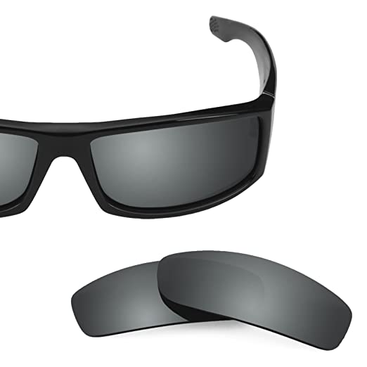 49864aef9f Revant Polarized Replacement Lenses for Spy Optic Cooper Elite Black Chrome  MirrorShield