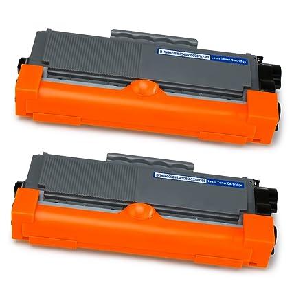 Mipelo TN-2320 TN2320 Cartuchos de tóner, 2 Negro Reemplazo Compatible para Brother DCP-L2520DW HL-L2340DW HL-L2300D MFC-L2700DW DCP-L2500D ...