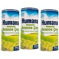 Humana Kimyonlu Rezene Çayı 200gr x 3 Adet