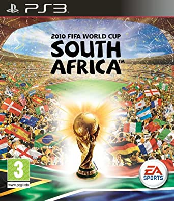 Amazon com: 2010 fifa world cup (PS3) (UK): Video Games