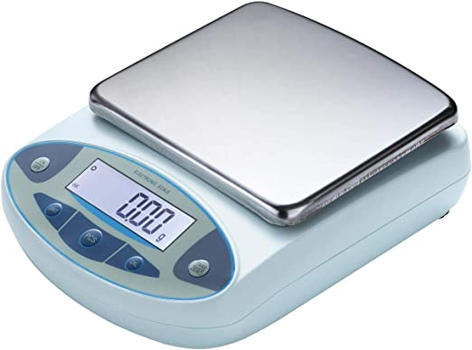 High Precision Lab Scale,Digital Analytical Electronic Laboratory Balance Scale,Gold Jewelry
