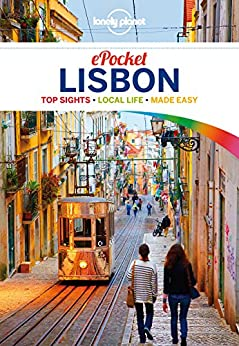 Lonely Planet Pocket Lisbon (Travel Guide) by [Planet, Lonely, Christiani, Kerry]