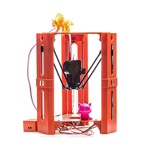 KKmoon Mini impresora 3d de alta precisión para la casa de mesa de ...
