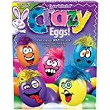 """Fun World Crazy Easter Eggs Supply Deco Supply 32pc 9"""" Egg Decorating Kit"""