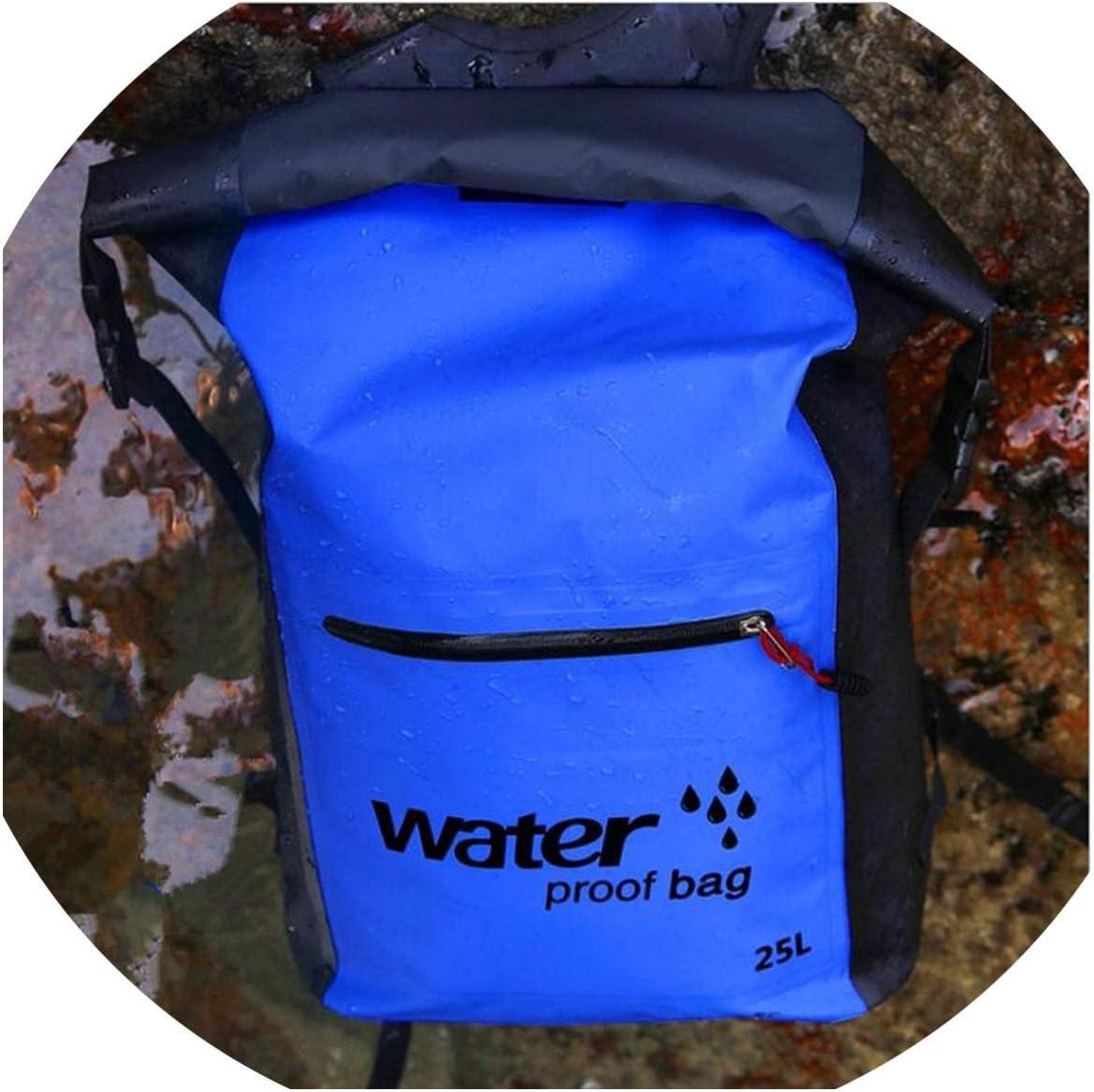 Storage bag Dry sack Waterproof Outdoor Kayaking Pouch Backpack Canoe Rafting