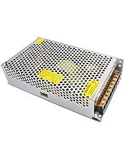 Redrex DC 12V 20A Universale Regolato Commutazione Trasformatore Adattatore di Alimentazione per Stampanti 3D LED Striscia luci CCTV Computer Progetto Sistema di Sicurezza
