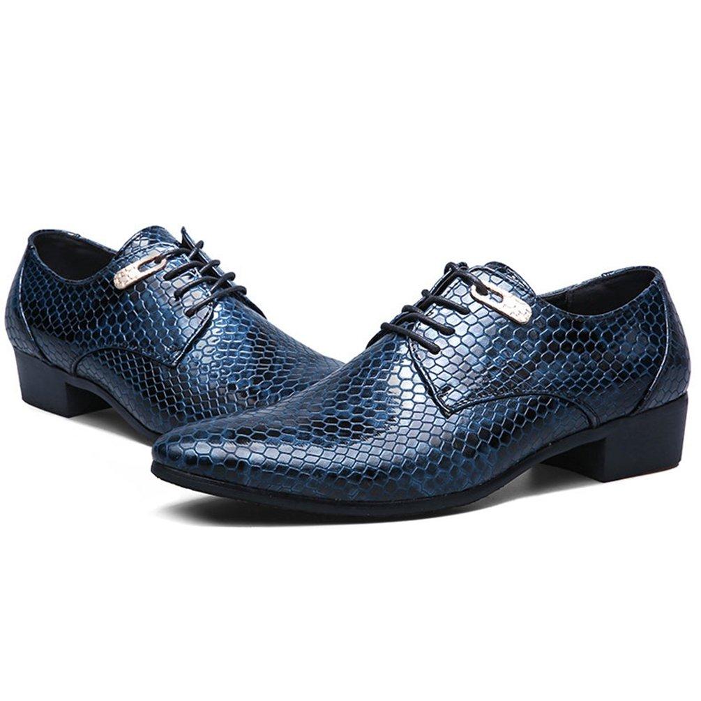 Leder Herrenmode Oxford Schuhe Casual leichte Wohnungen