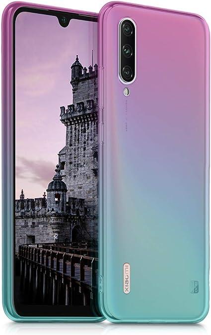 kwmobile Funda Compatible con Xiaomi Mi A3 / CC9e: Amazon.es ...