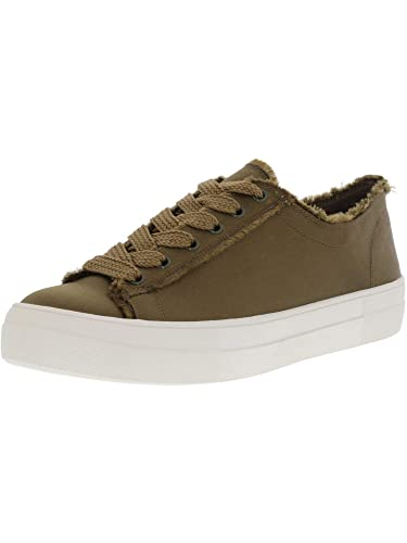 4be6824a4ad Steve Madden Women s Greyla Green Ankle-High Fashion Sneaker - 8M
