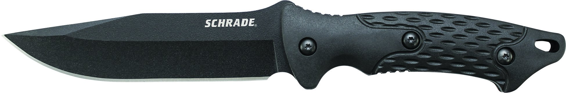 Schrade SCHF30 Full Tang Clip Point Fixed Blade Knife by Schrade (Image #2)