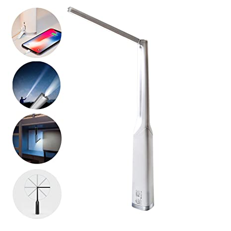YOUYANG Lámpara de mesa LED De 360 Grados Pueden Regularizar ...