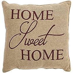 VHC Brands Home Sweet Home Pillow 12x12