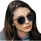 LVIOE Cat Eye Women's Sunglasses, Polarized...