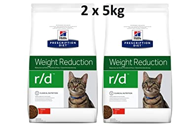 Hill s prescr iption Diet R/D Weight Reduction: 2 x 5 kg