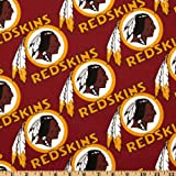 Fabric Traditions NFL Cotton Broadcloth