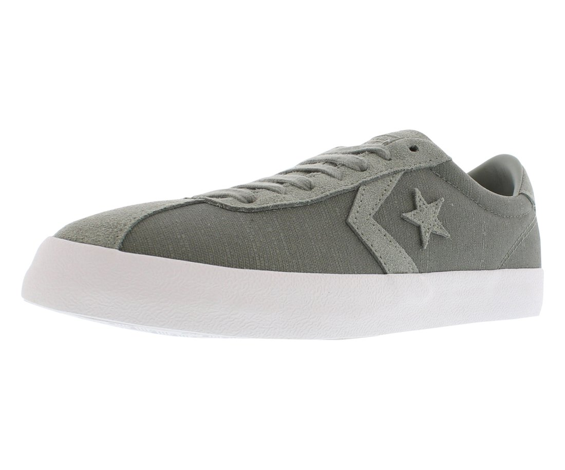 Converse Unisex Breakpoint Slub Knit Low Top Sneaker 10.5 D(M) US|Olive