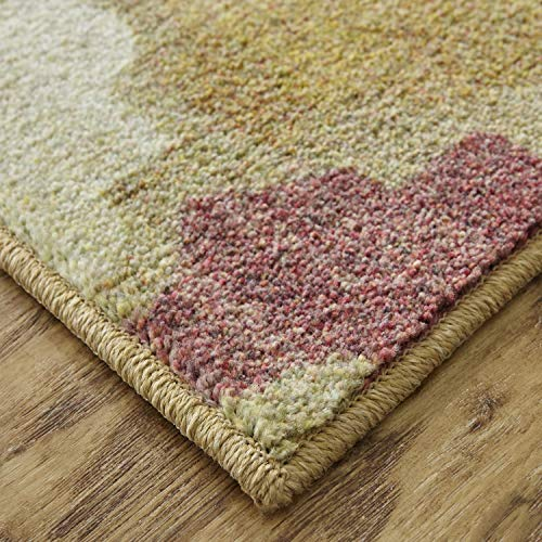 Mohawk Home Fallon Multi Area Rug, 5 x8 , Multicolored