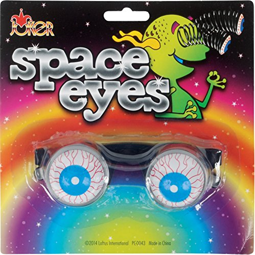 Loftus International Loftus Spring Space Eyes Bloodshot Eyeballs