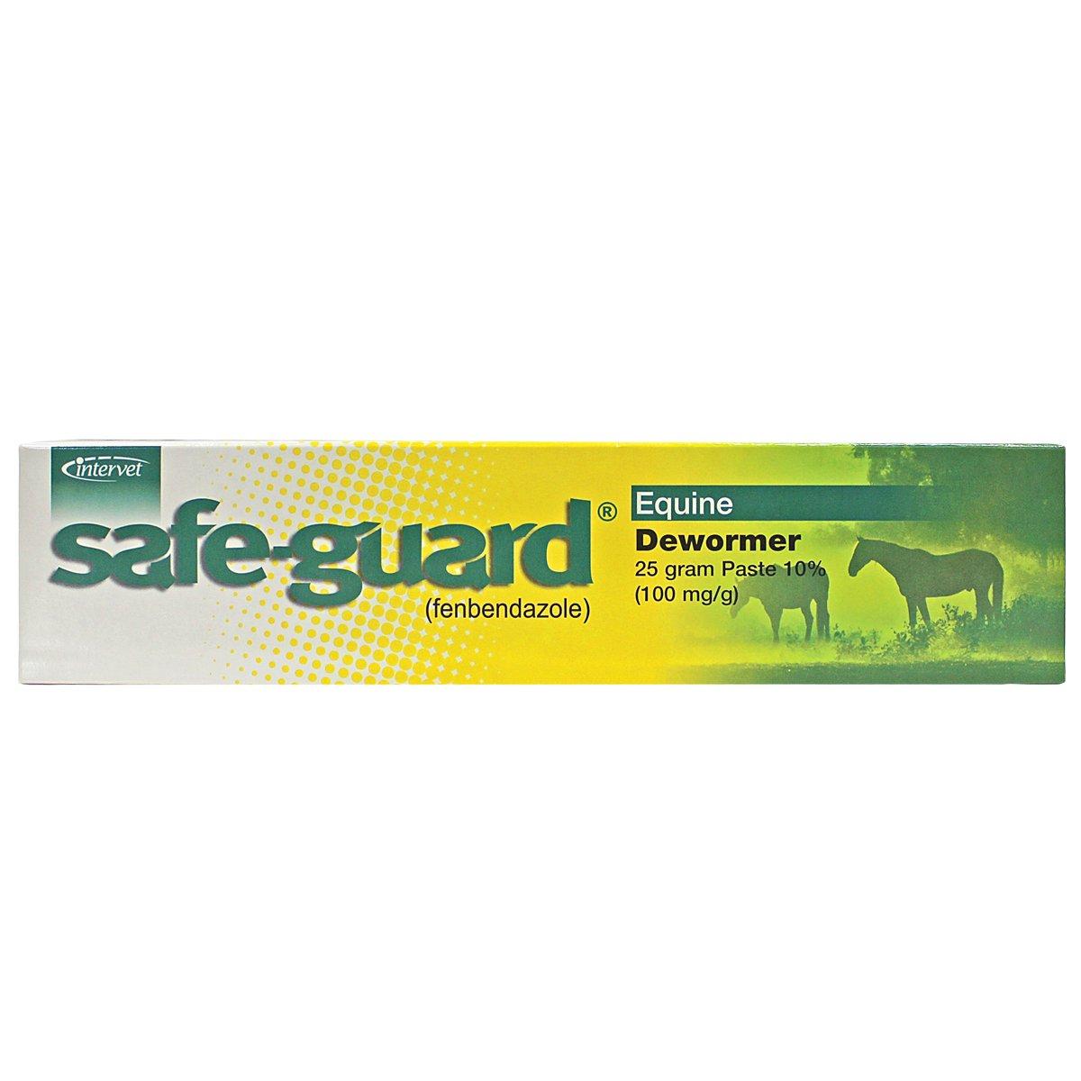 Merck Safe-guard Equine Dewormer