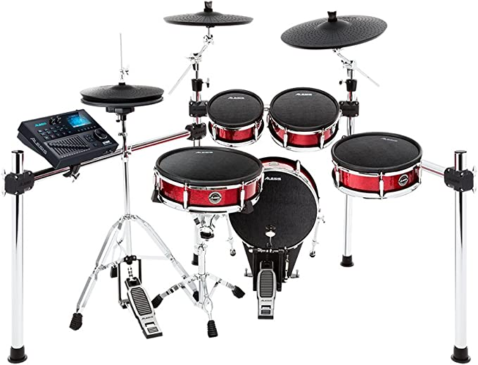 Alesis Strike Pro Drum Kits-  The Best Acoustic sound