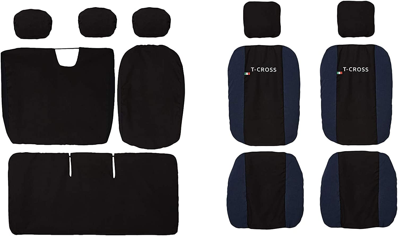 Lupex Shop N.BS Sitzbez/üge passend f/ür T-Cross
