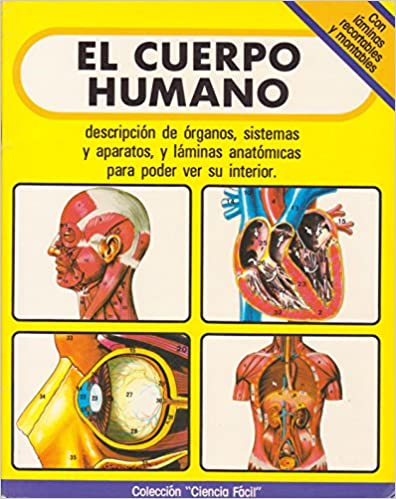 Ebooks android descarga gratuita El Cuerpo Humano (Coleccion Ciencia Facil/the Human Body) in Spanish MOBI