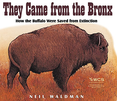 They Came from the Bronx: How the Buffalo Were Saved from Extinction
