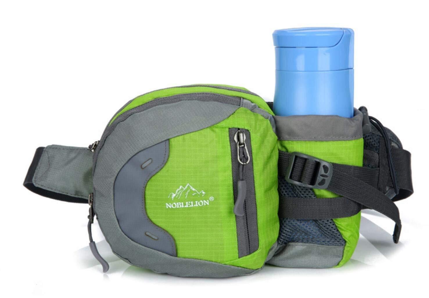 Lounayy Multifunktionale Laufkettentaschen Outdoor Sport Cross Paket Mode Wandern Stylisch Stylisch Stylisch Nachhaltig Rucksack Daypack Fashion Backpack Tagesrucksack (Farbe   Grün, Größe   One Größe) B07PLW8J9Q Daypacks Hochwertige Materialien c12b7b